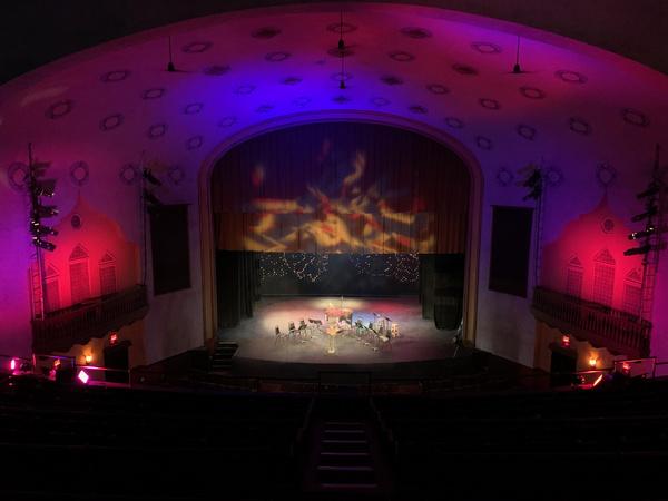 Photos: Inside The Park Theatre's Open House