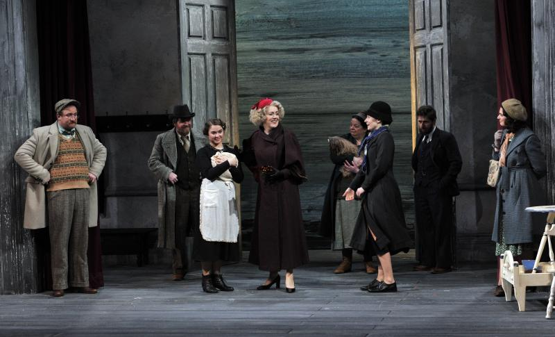BWW Review: The last apple falls in THE CHERRY ORCHARD