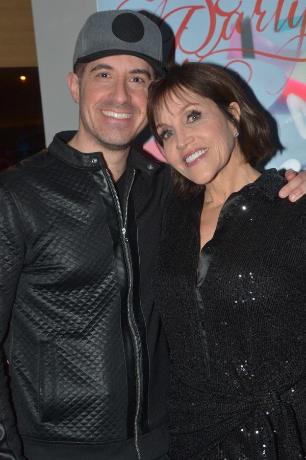 Will Nunziata and Joan Ryan Photo