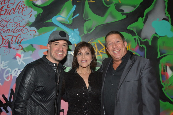 Will Nunziata, Joan Ryan and Phil Reno