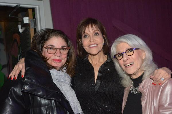 Cyrena Esposito, Joan Ryan and Jamie deRoy