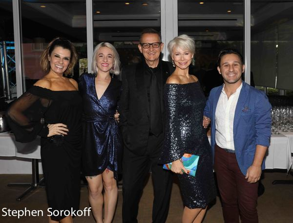 Photo Coverage: Steve Tyrell Returns to Table 26