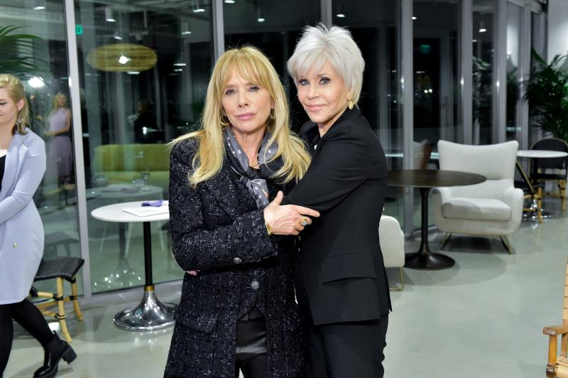 Photo Coverage: Jane Fonda, National Women's Day, and CASAMIGOS