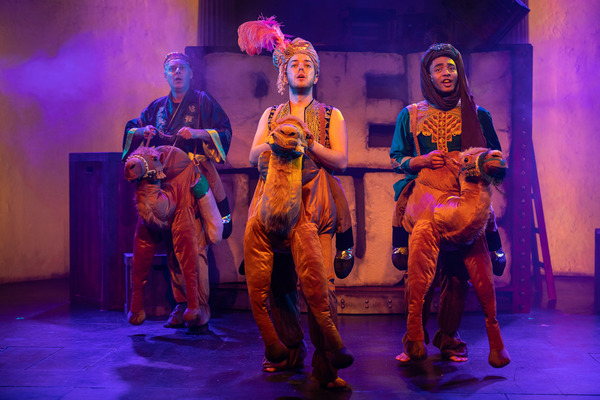 Photos: First Look at the Barn Theatre's BEN HUR