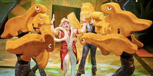 BWW Review: THE LEGEND OF ROCK, PAPER, SCISSORS Wins at First Stage Photo