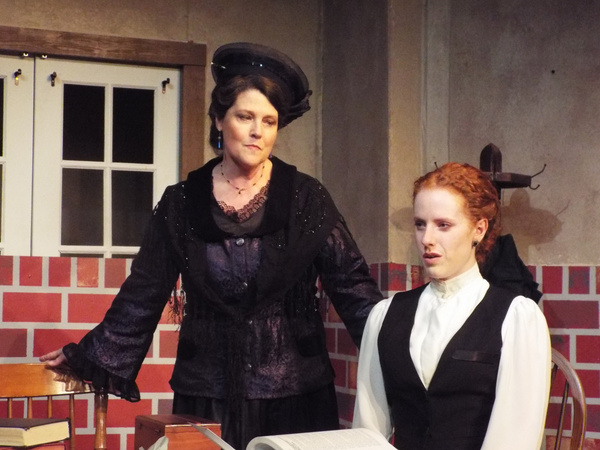 Photo Flash: ActorsNET Presents MRS. WARREN'S PROFESSION