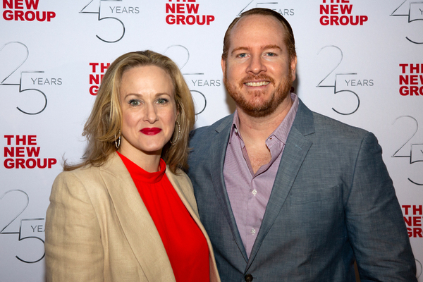 Photo Coverage: Go Inside the New Group's 25th Anniversary Gala