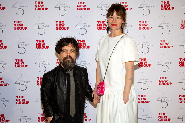 Peter Dinklage, Erica Schmidt Photo