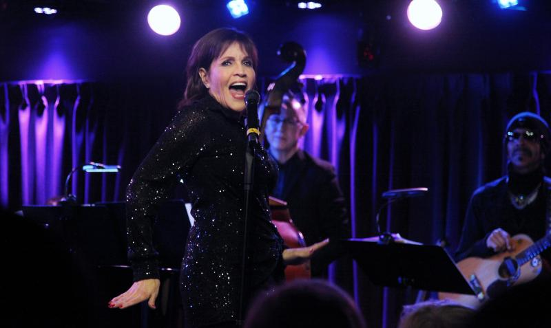 BWW Review: JOAN RYAN Stakes Her New York Claim at The Green Room 42