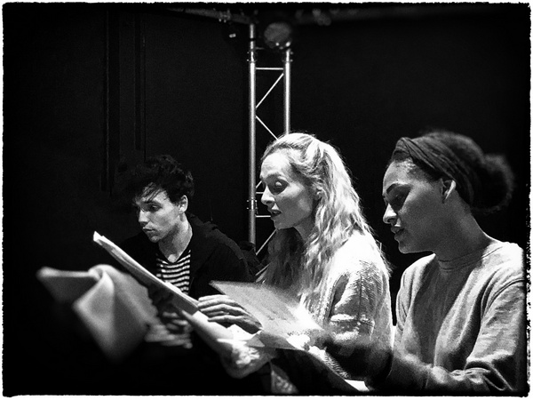 Photo Flash: First Images of DORIAN – A Rock Musical – In Rehearsal
