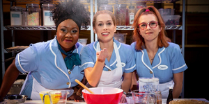BWW Review: WAITRESS: A NEW MUSICAL Serves Up A Bittersweet Slice of Life at the Washingto Photo