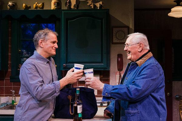 David Lansbury and Len Cariou Photo