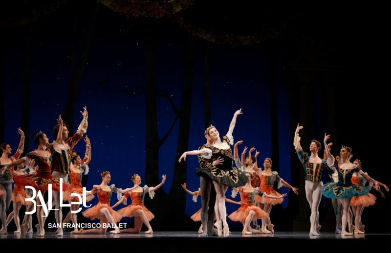 BWW Review: A MIDSUMMER NIGHT'S DREAM at San Francisco Ballet Delivers Triumphantly on a Balanchine Classic