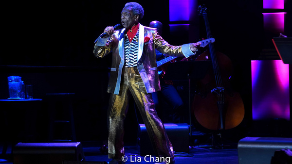 Photo Flash: André De Shields Brings OLD DAWG; NEW TRICKS To The Old School Square'sCrest Theatre