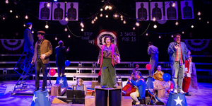 BWW Review: ASSASSINS at The Gamm Theatre Hits the Mark