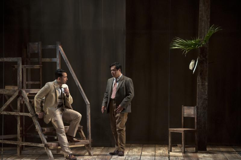 Check Out First Production Photos of ANNA IN THE TROPICS, Staged by Repertory Philippines