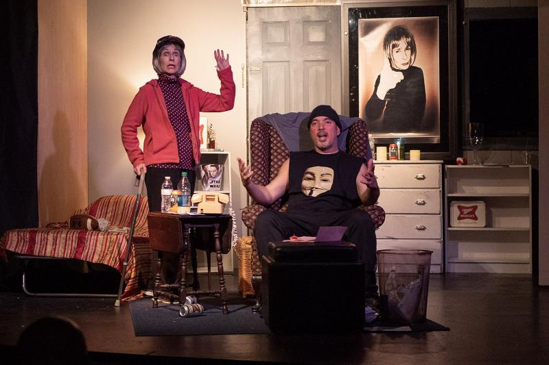BWW Review: Comically Raging Politicians Take the Stage in 13th Street Rep's THE JERRY DUNCAN SHOW