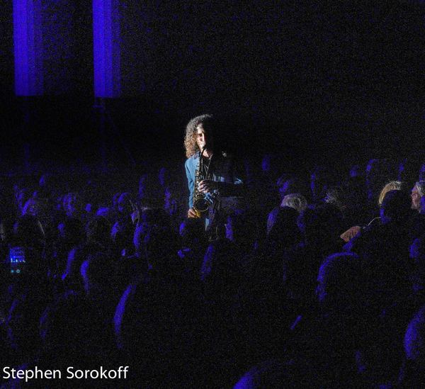 Photo Coverage: Kenny G Plays the Kravis Center