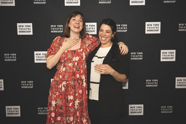 Annie Tippe and Rachel Chavkin