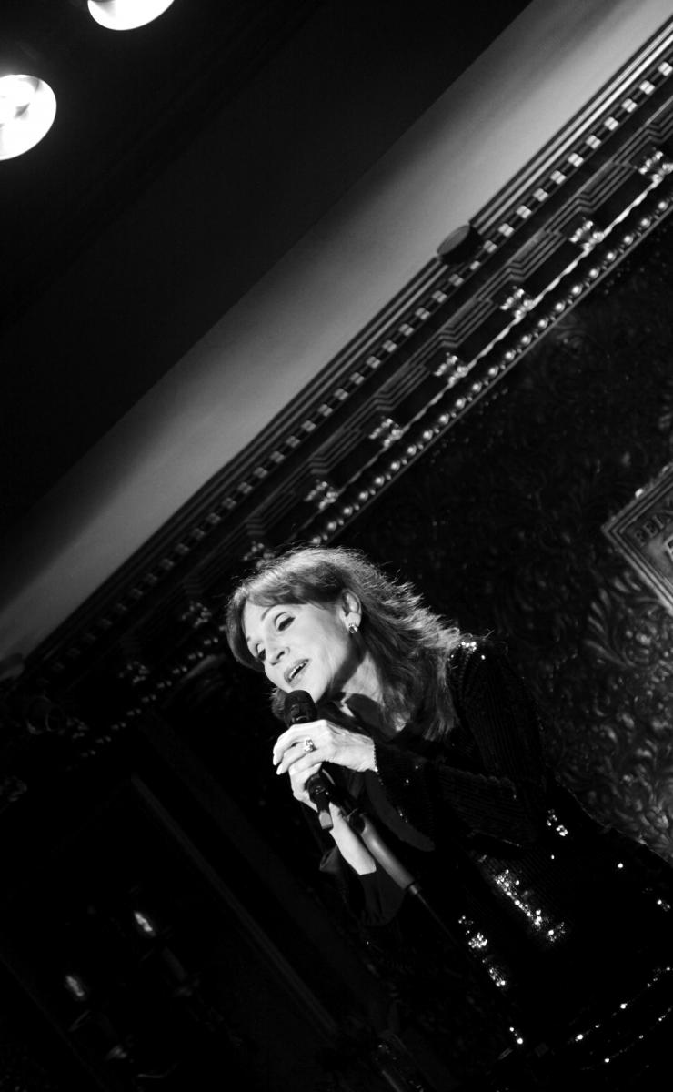 BWW Review: MARILU HENNER Makes Memories at 54 Below
