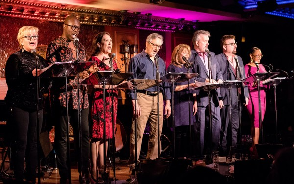 Photo Flash: Rema Webb, George Dvorsky and More in TAKING MY TURN in Concert at Feinstein's/54Below