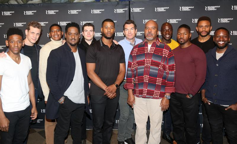 BWW Flashback: A SOLDIER'S PLAY Concludes Broadway Run