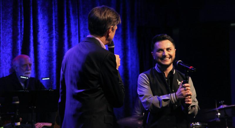 BWW Photo Coverage: THE LINEUP WITH JIM CARUSO Is a Blast at The Birdland Theater