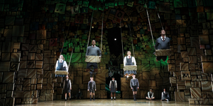 BWW Review: MATILDA THE MUSICAL Stirs Hearts and Minds with Royal 'Bratness' and Wokeness Photo