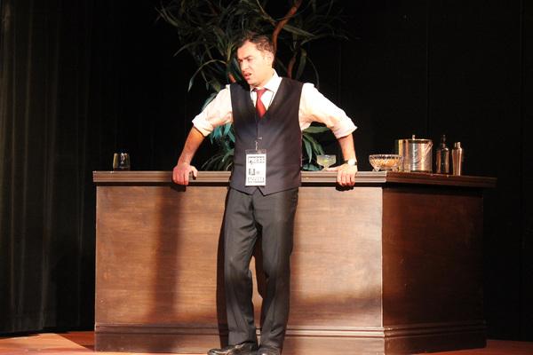 Nick McDow Musleh as Agent Daniel Baker Photo