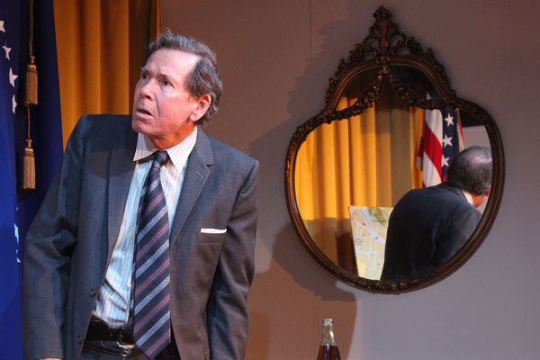 Photo Flash: First Look at OUR MAN IN SANTIAGO at Theatre West