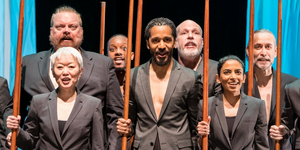 BWW Review: SITI Company's Updated, International BACCHAE at Guthrie Theater Photo