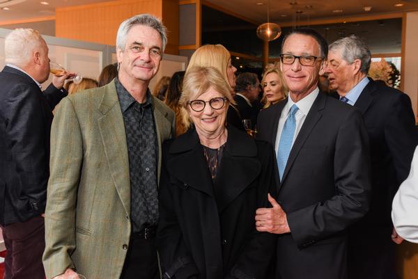 Kevin McKenzie, Judy Morr and David Lansky  Photo
