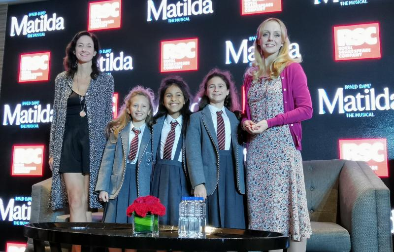 MATILDA THE MUSICAL Forced to Cancel Performances Due to COVID-19