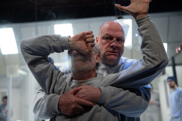 Photo Flash: First Look At Flint Repertory Theatre's ONE FLEW OVER THE CUCKOO'S NEST