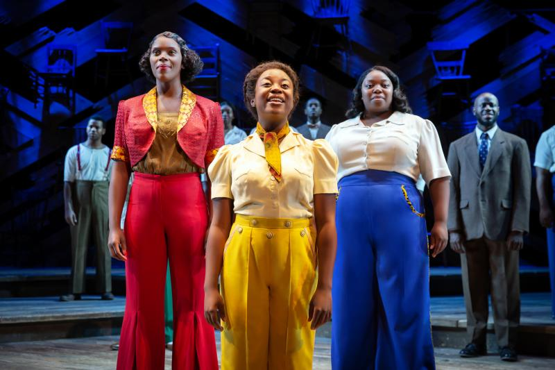 BWW Interview: Brandon A. Wright of THE COLOR PURPLE National Tour