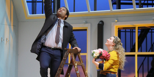 BWW Review: BAREFOOT IN THE PARK, Pitlochry Festival Theatre