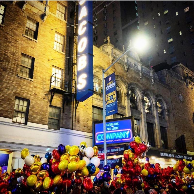 Intervalo - por Valentina Berger, GO Broadway