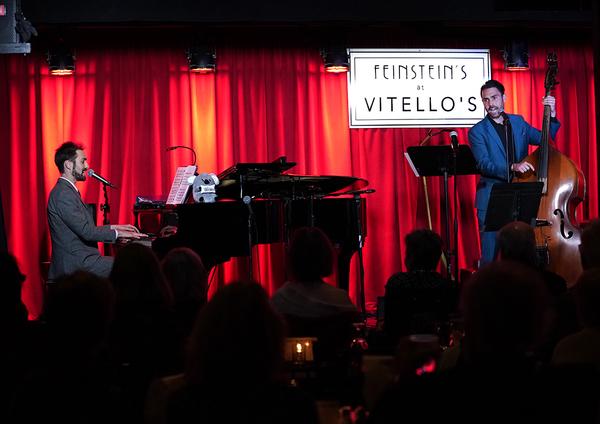 Photo Flash: TWISTED BROADWAY 3 Benefit at Feinstein's at Vitello's