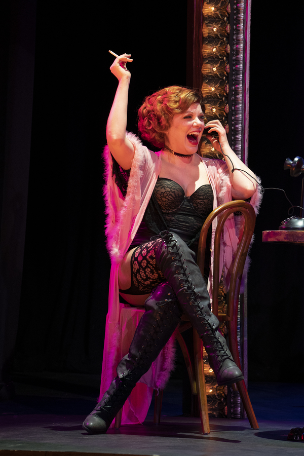 Photo Flash: First Look at CABARET at the Argyle Theatre