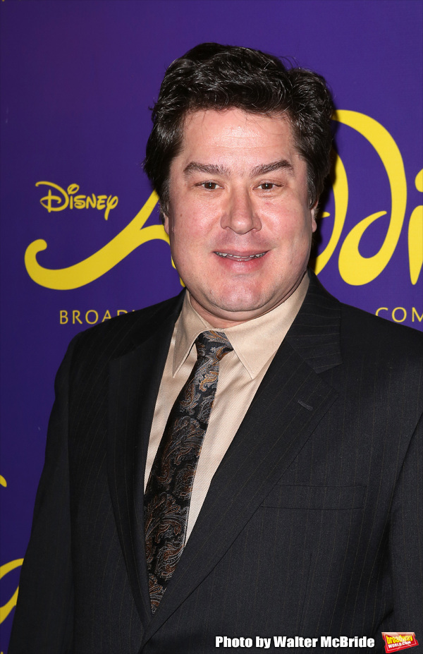 Merwin Foard  attend the Broadway Opening Night after party for Disney's 'Aladdin' at Gotham Hall on March 20, 2014 in New York City.