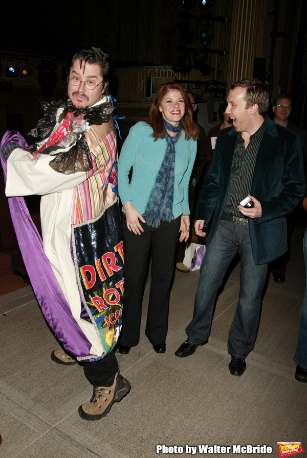 Past Gypsy Robe Winners ... Merwin Foard ( ASSASSIANS ) and Roxanne Barlow ( DIRTY RO Photo
