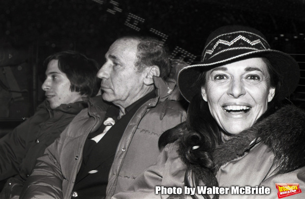 Photo Flashback: Anne Bancroft, Mel Brooks and More in the Early 1980s!