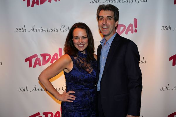 Georgia Stitt and Jason Robert Brown Photo