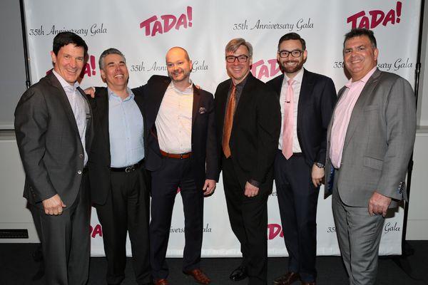 Photo Flash: Jordan Fisher and More at TADA! Youth Theater's 35th Anniversary Gala Honoring Jason Robert Brown