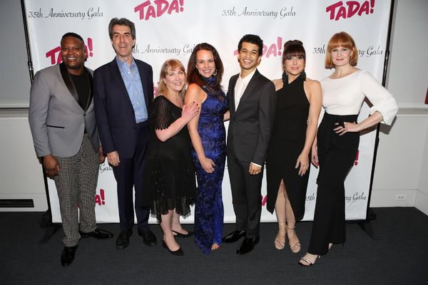 Tituss Burgess; Jason Robert Brown; Janine Nina Trevens; Georgia Stitt; Jordan Fisher Photo
