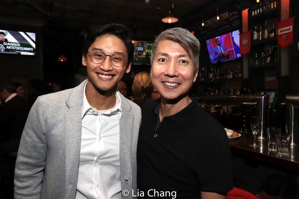 Josh Dela Cruz and Jason Ma Photo