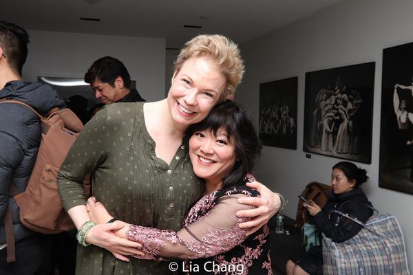 Jennifer Barnhart and Ann Harada Photo