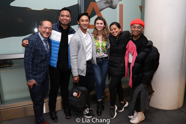 Alan Muraoka, Jose Llana, Josh Dela Cruz, Amanda Phillips, Renee Abulario, Jeigh Madj Photo
