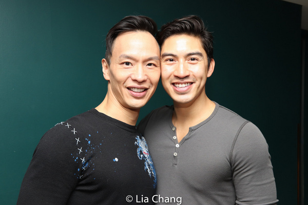 Andrew Cheng, Devin Ilaw Photo