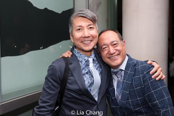Jason Ma and Alan Muraoka Photo
